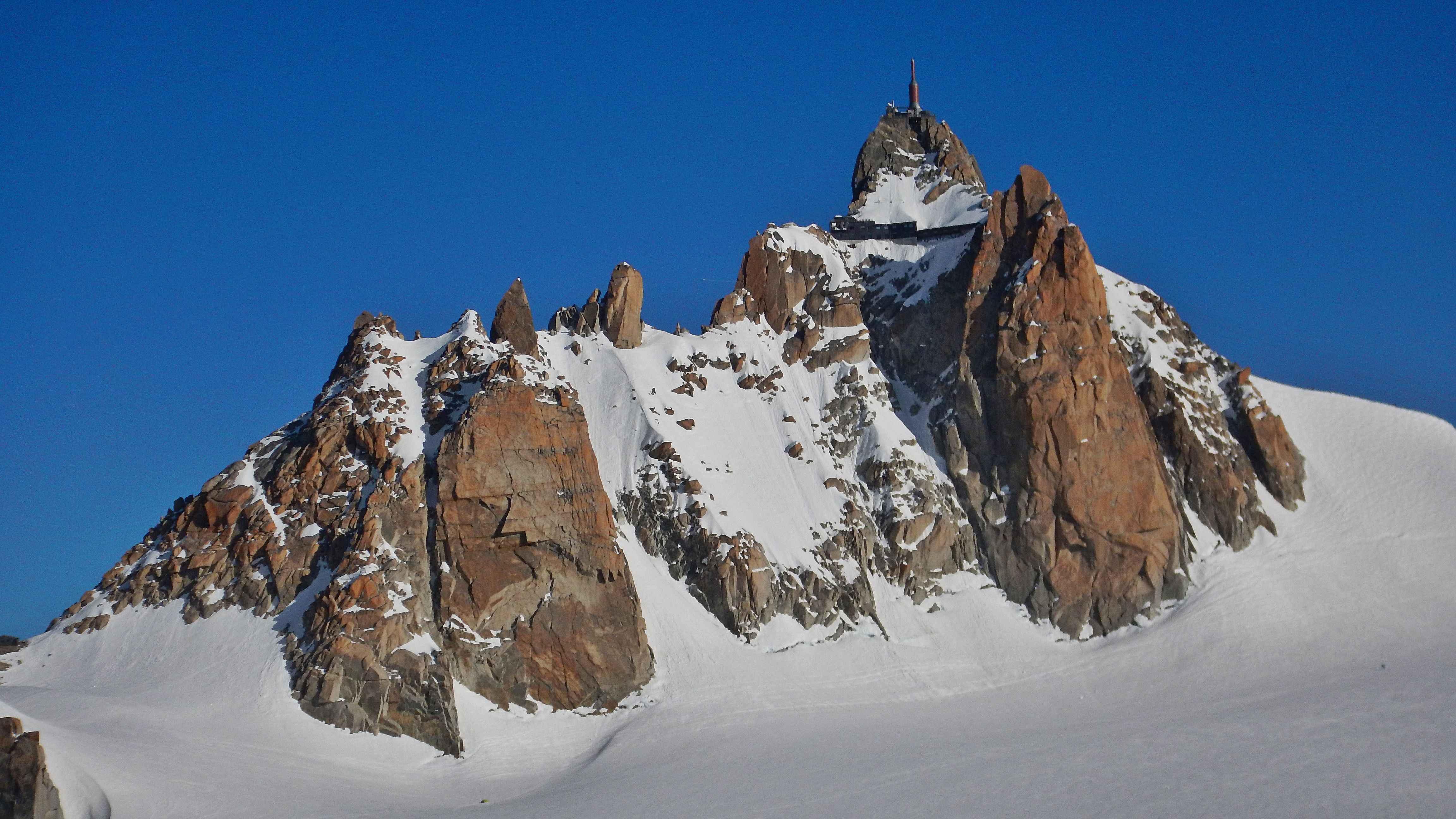 Traversata di Pointe Lachenal – Monte Bianco – Claudio Betetto